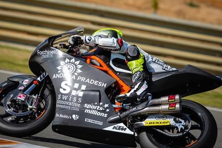 Iker Lecuona Valencia Moto2 2018 2