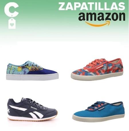 Chollos en tallas sueltas de  zapatillas para mujer Reebok por menos de 30 euros  en Amazon