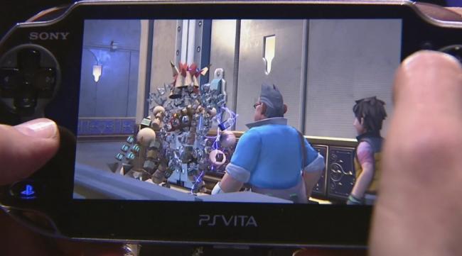 PS Vita (Knack)