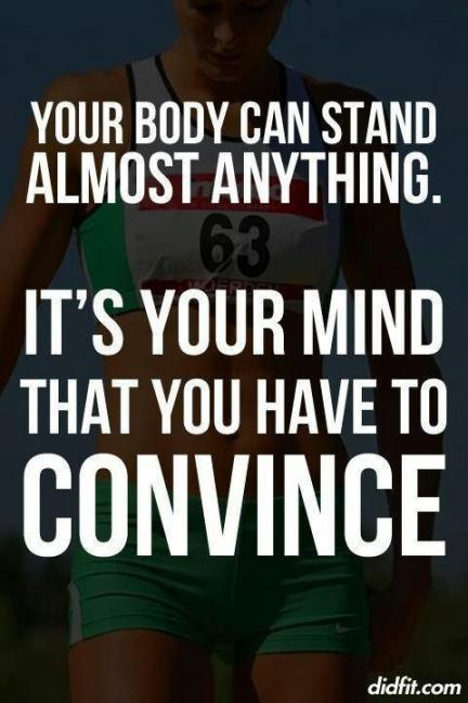 Motivación y deporte: el poder de la mente