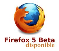 Firefox 5 Beta ya está disponible para su descarga