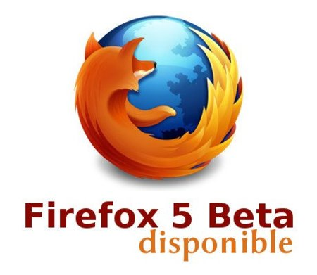 Firefox 5 Beta ya está disponible para su descarga