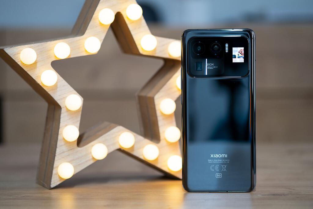 Xiaomi Mi 11 Ultra, análisis: la loca idea de una pantalla trasera se cobra con buenos selfies y se paga con autonomía