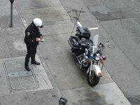La policía francesa recompensa con gasolina a los buenos conductores