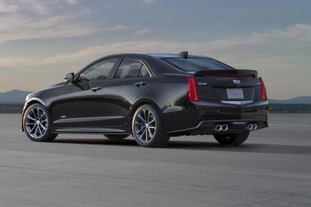 Cadillac Ats V 5