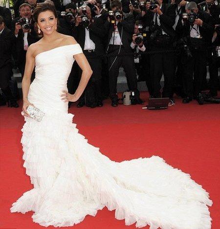 Festival de Cannes 2010: Eva Longoria, Kate Beckinsale y otras clebrities se lucen de lo lindo el primer día