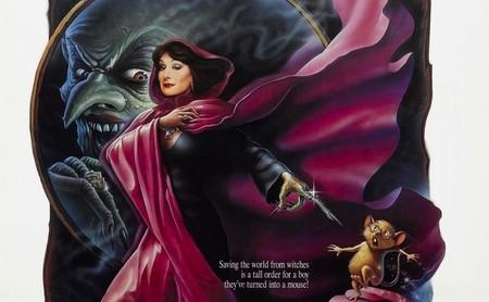 'La maldición de las brujas': Nicolas Roeg firmó una notable película de terror familiar (pese al odio de Roald Dahl)