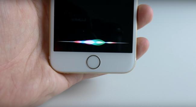 Siri en iPhone 6