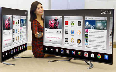 LG prepara más televisores con Google TV para el CES