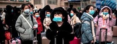 China, con la ayuda de las grandes tecnológicas del país, está identificando a los infectados por coronavirus usando códigos QR