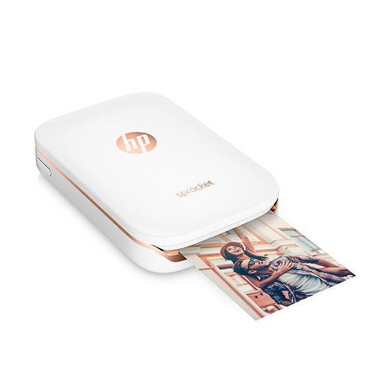 Del móvil al papel, una impresora HP de bolsillo y sin tinta para llevar a todas partes con nosotros