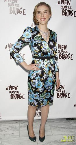 Flores en invierno: Scarlett Johansson, Kirsten Dunst o Michelle Williams