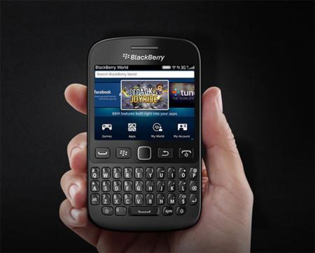 Blackberry 9720, toda la información