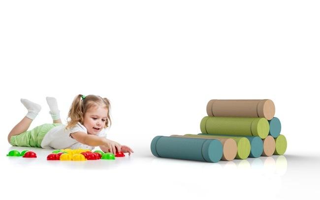 Foto de Divertida colección de muebles para niños de Two.six (1/5)