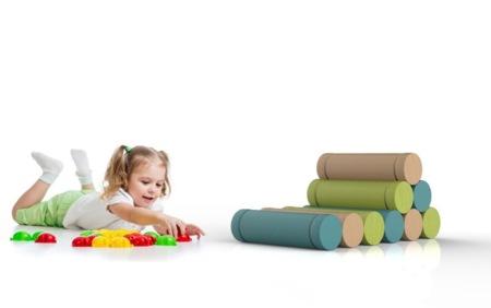 Divertida colección de muebles para niños de Two.six