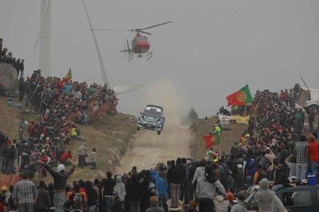Fafe se vistió con sus mejores galas para recibir 11 años después al WRC