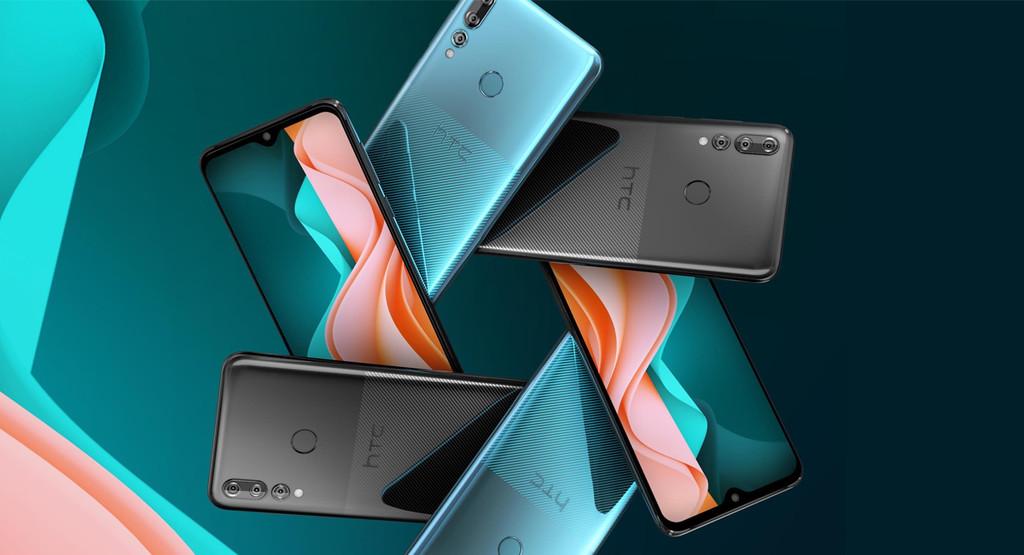 HTC Desire 19s: el nuevo gama media con cámara triple, 3.850 mAh de batería  y un precio ajustado
