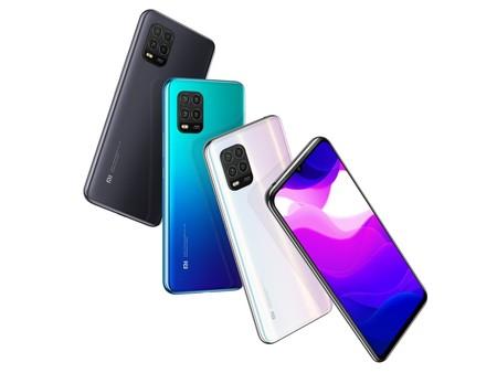 """Xiaomi Mi 10 Lite: diseño clásico con notch y la conocida relación """"calidad-precio"""", ahora con 5G"""