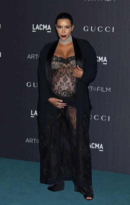 Kim Kardashian Lacma