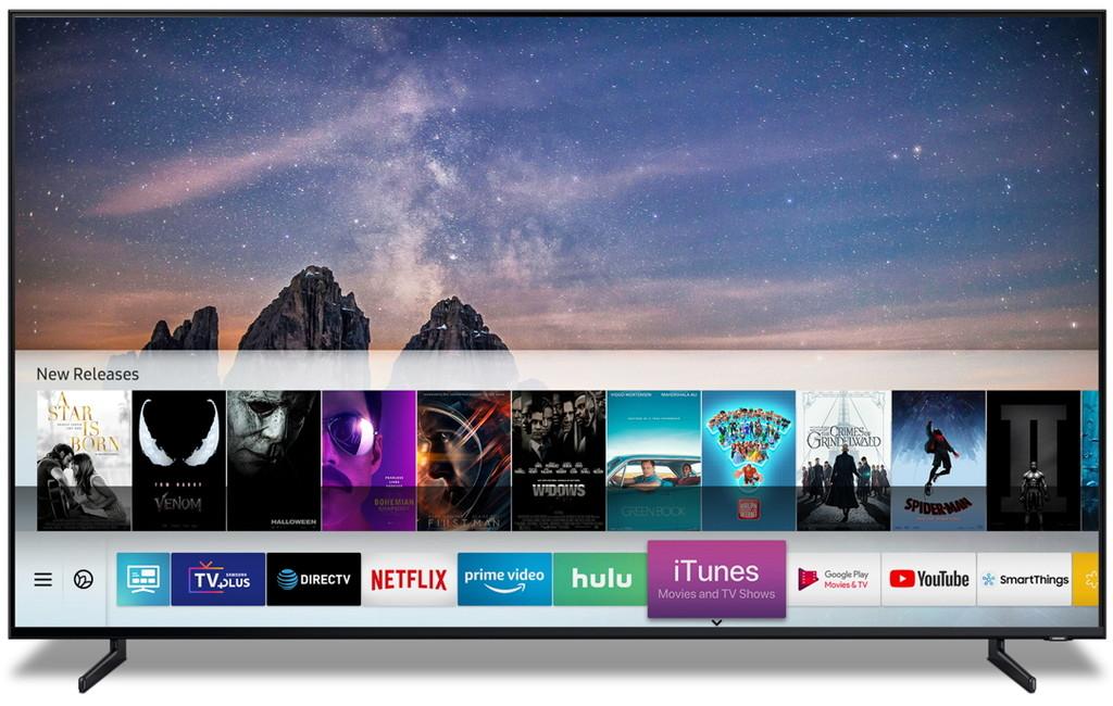 La aplicación TV de Apple™ y la incorporación de AirPlay dos ya están utilizables en los televisores Samsung™ compatibles