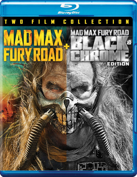 Mad Max Fury Road Black And Chrome Edition
