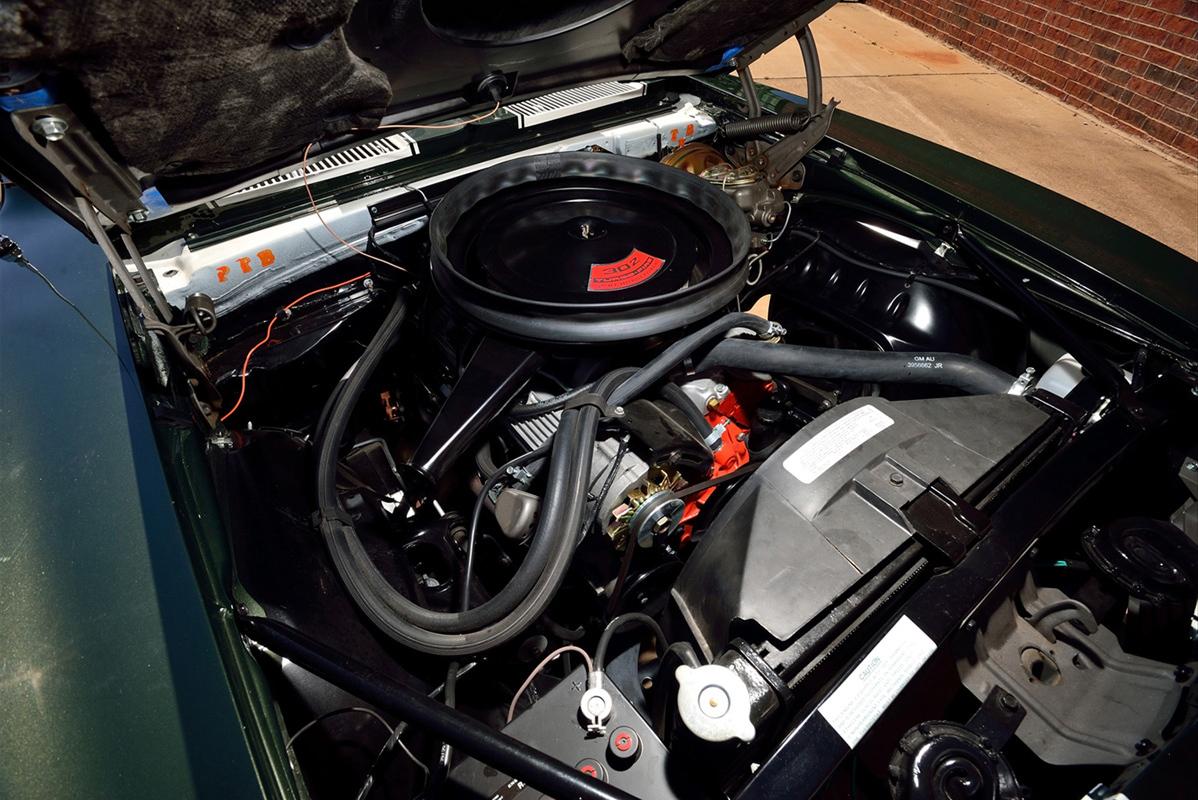 Foto de Chevrolet Camaro Z28 de 1969 (7/12)