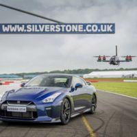 Ya tienes tu Nissan GT-R, pero ¿qué te parecería complementarlo con el dron GT-R?