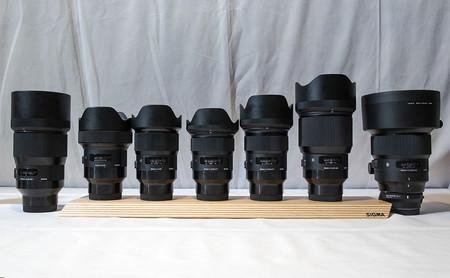 Sigma serie ART para montura Sony FE: toma de contacto de los siete nuevos objetivos