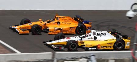 Alonso Indy500 2017 2