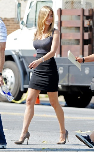 Los looks perfectos de Jennifer Aniston en The Bounty Hunter