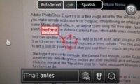 CamTranslator para Android, traducción de palabras en tiempo real con ayuda de la cámara