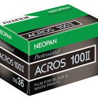 Fujifilm Neopan Acros 100 II: la japonesa mantiene vivo el mundo de la fotografía analógica