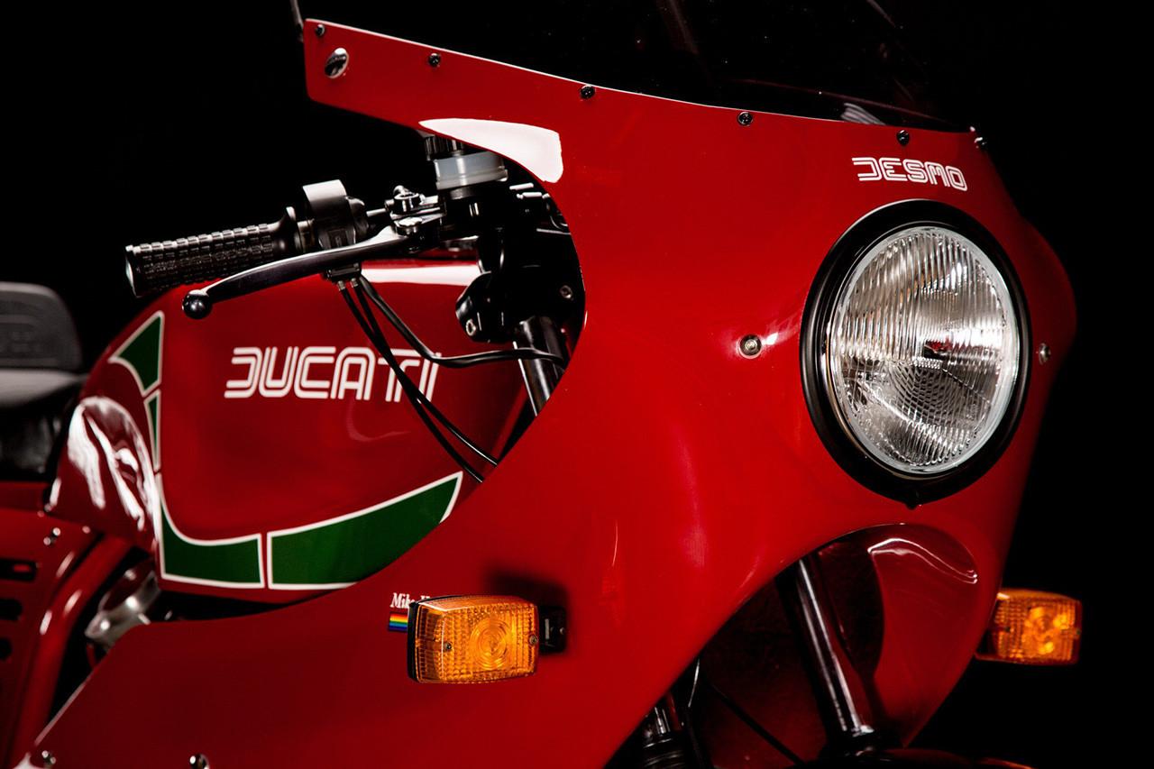 Ducati 900 MHR Mille