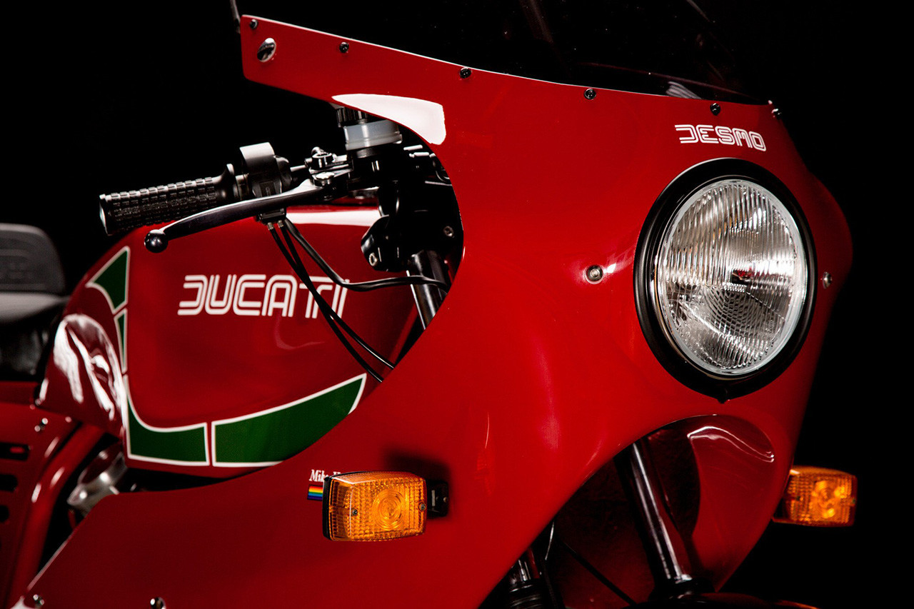 Foto de Ducati 900 MHR Mille (1/21)