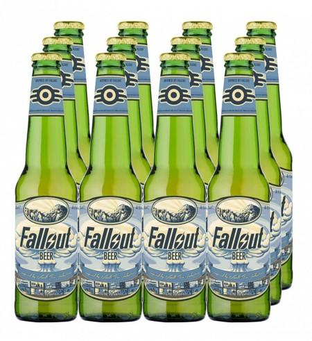 Call of Duty Black Ops III y Fallout 4: dos juegos que  presumen de cerveza propia