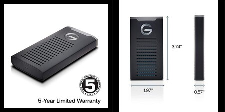 G Drive Mobile Ssd R Series 2