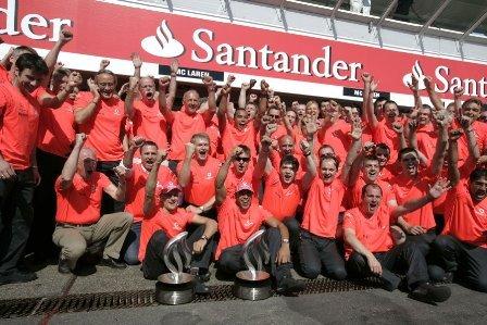 Ahora McLaren es el equipo referencia