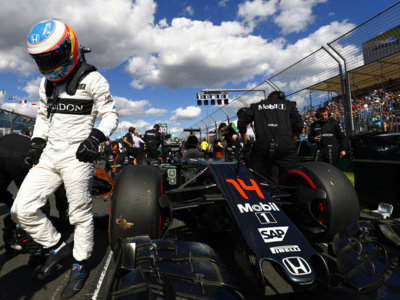 Un coche prácticamente nuevo para Fernando Alonso en Baréin