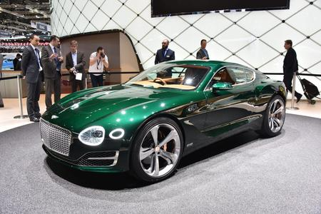 El coche favorito de Héctor Ares en el Salón de Ginebra
