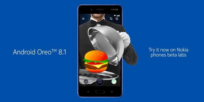 Nokia Oreo 8.1