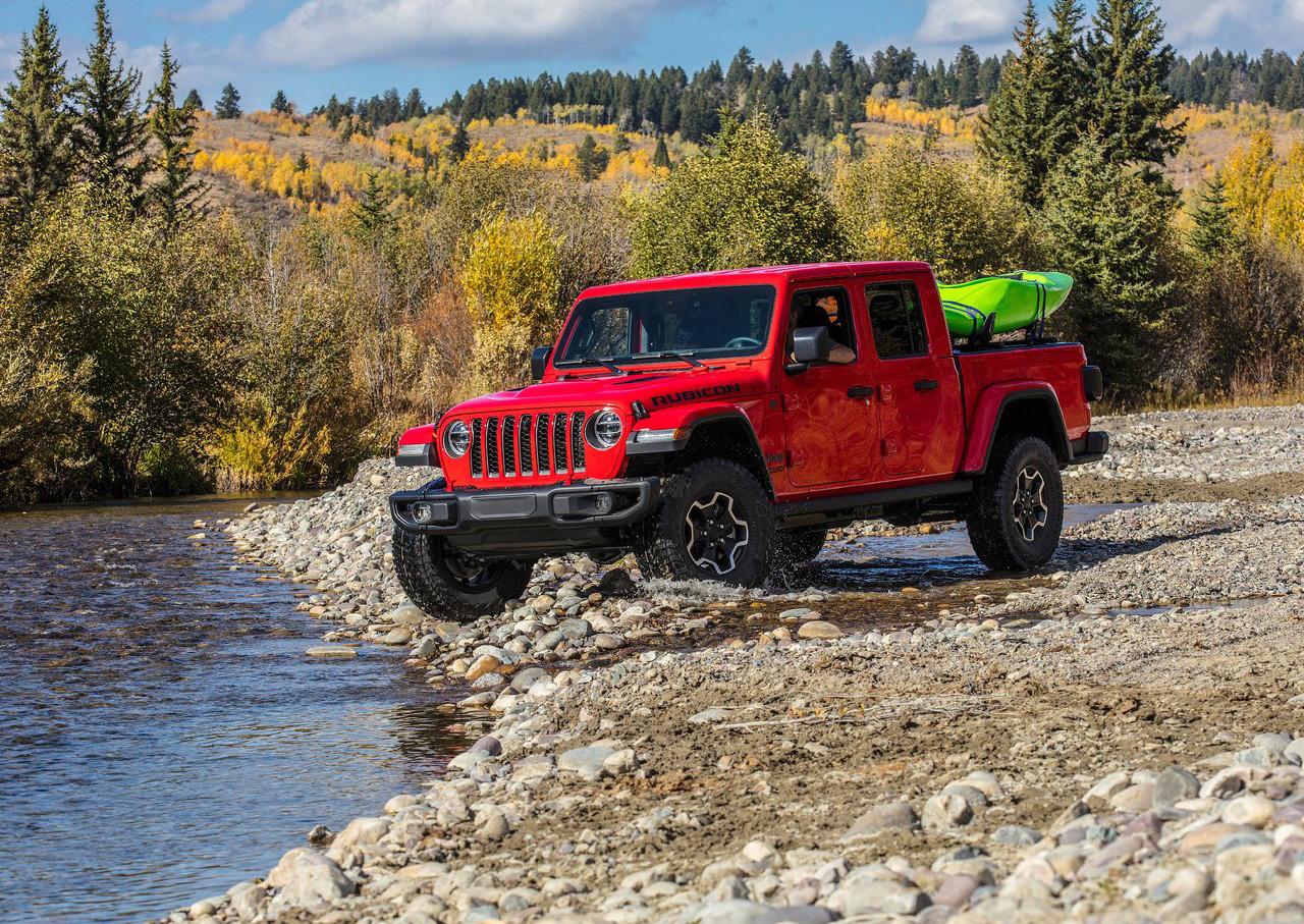 Foto de Jeep Gladiator 2020 (17/51)