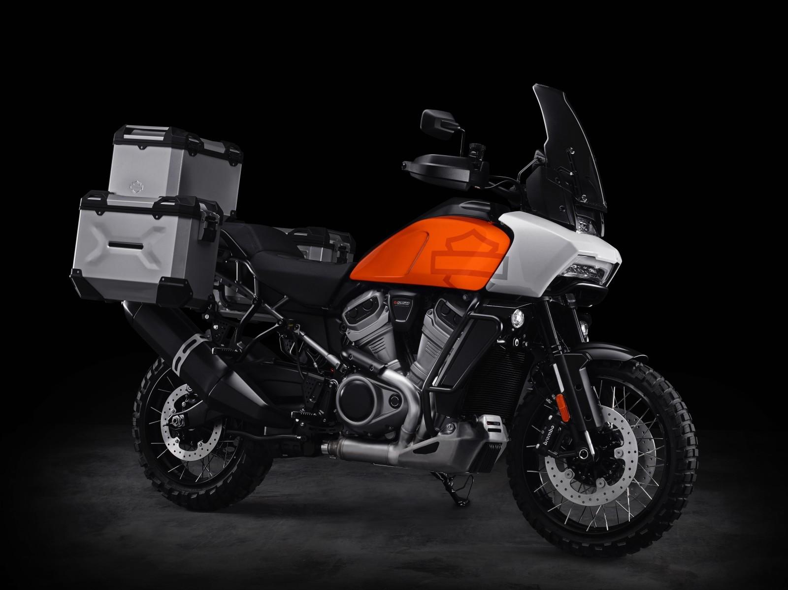 Foto de Harley-Davidson Pan America 2020 (5/15)