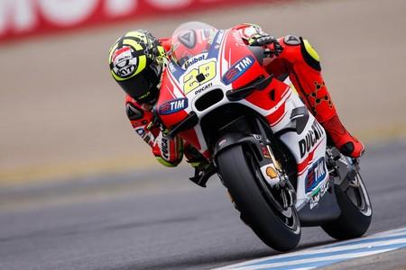 Iannone Ducati Motogp 2015