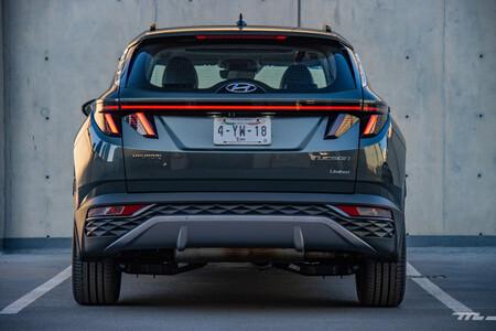 Hyundai Tucson Prueba De Manejo Opinones Mexico Resena 33