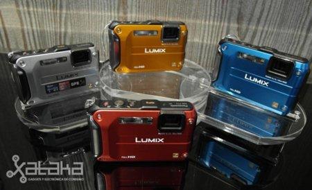 Panasonic Lumix FT3, la cámara todoterreno que siempre sabe dónde está
