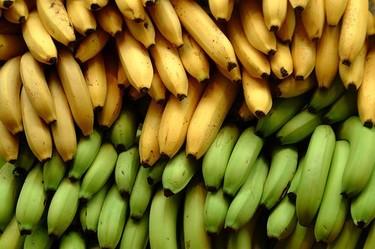 Diferencia entre el plátano de canarias y el americano