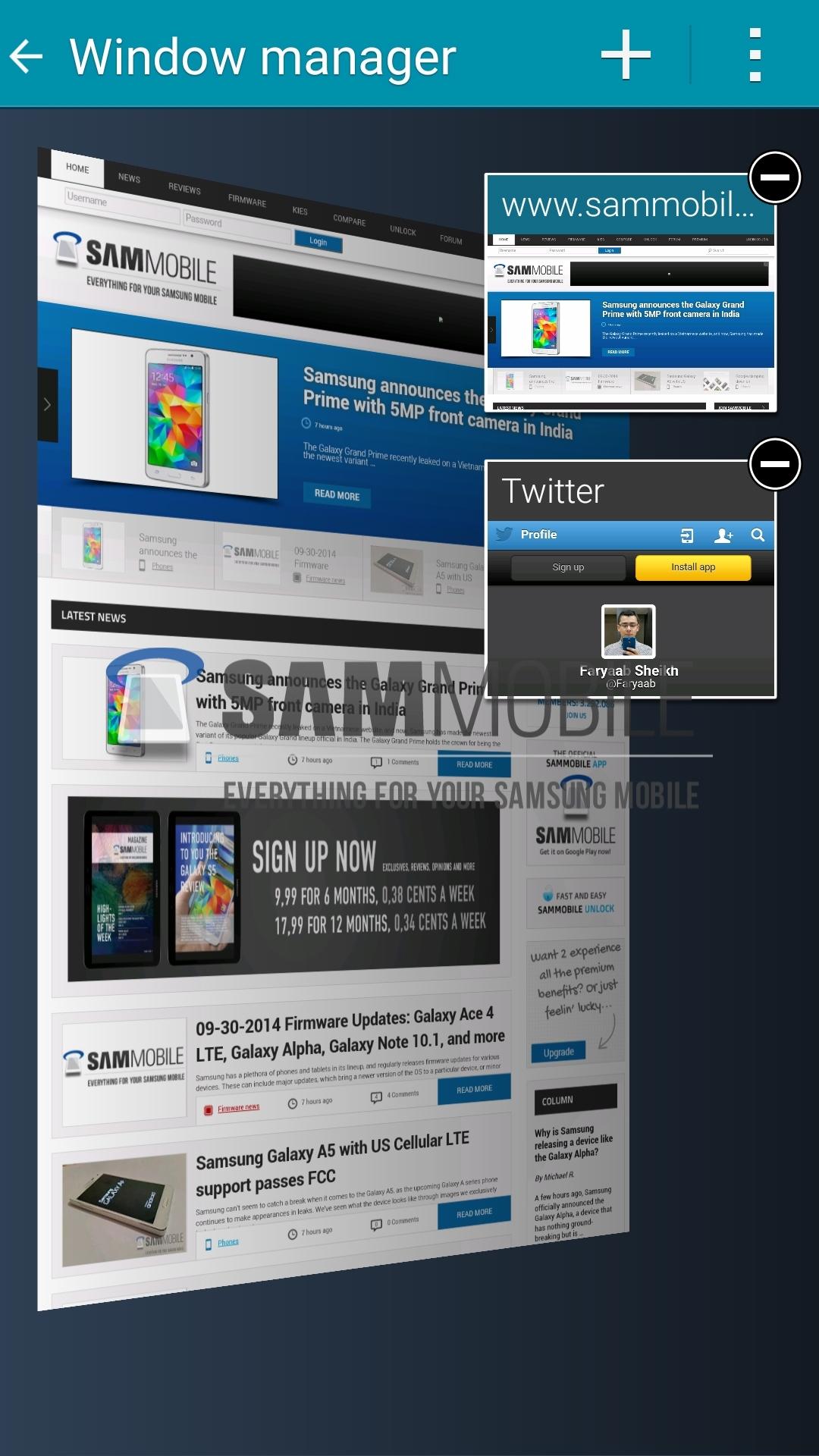 Foto de Android L para Samsung Galaxy S5 (17/39)