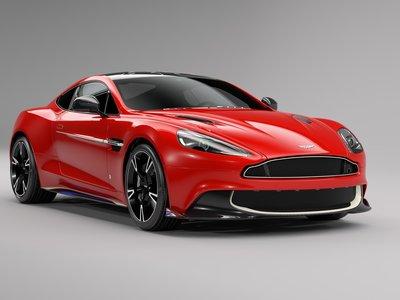 Aston Martin Vanquish S Red Arrows Edition: sus 603 CV te harán sentir como el piloto de un caza