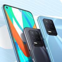 Realme V13 5G: pantalla de 90 Hz y gran batería con lo último en conectividad