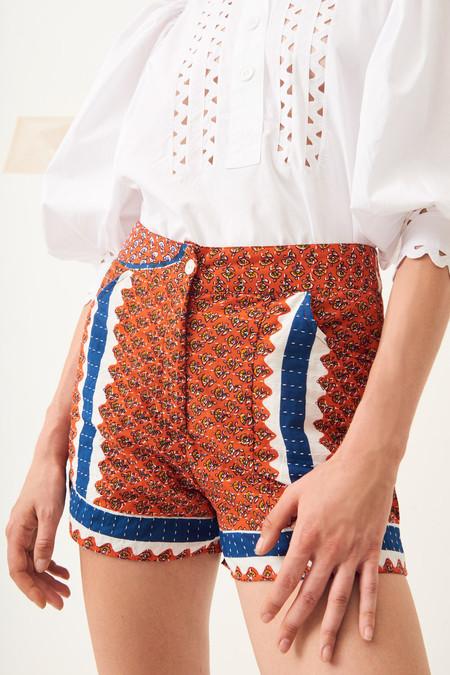 Shorts Boho De Antik Batik